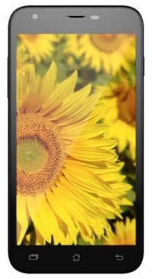 """Смартфон ARCHOS 50c Platinum синий черный 5"""" 8 Гб Wi-Fi GPS 3G 503042"""