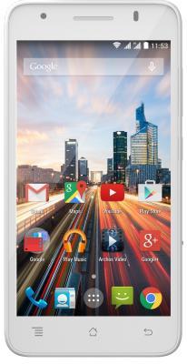 "Смартфон ARCHOS 50c Helium белый 5"" 8 Гб LTE Wi-Fi GPS"