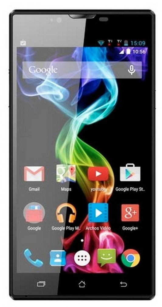 """Смартфон ARCHOS 55 Platinum черный 5.5"""" 8 Гб Wi-Fi GPS 3G 503034"""