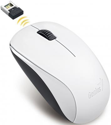 Мышь беспроводная Genius NX-7000 белый USB колье taya taya ta980dwnce26