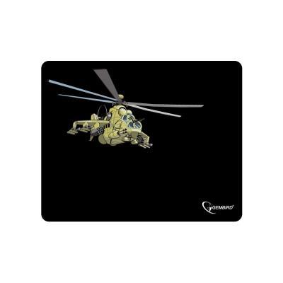 Коврик для мыши Gembird MP-GAME9 с рисунком вертолет