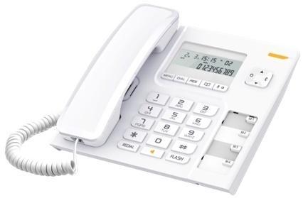 Телефон проводной Alcatel T56 белый