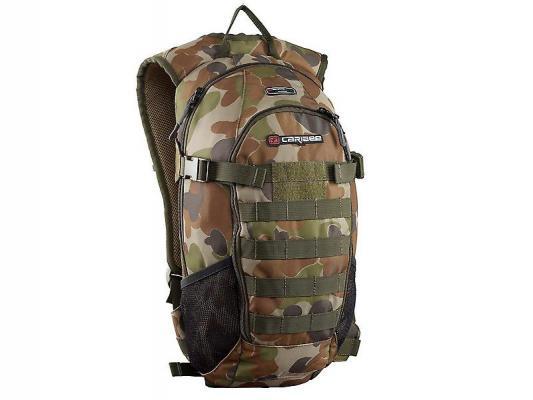 Рюкзак с анатомической спинкой Caribee Patriot 18 л разноцветный 6309