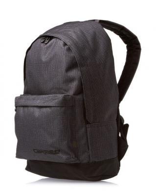 Рюкзак с анатомической спинкой Caribee Campus 22 л черный 6470 рюкзак с анатомической спинкой caribee x trek 28 28 л черный оранжевый 6382