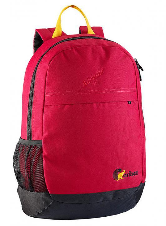 Рюкзак с анатомической спинкой Caribee Adriatic 27 л красный 64442 рюкзак мужской adidas bp cl adicolor цвет красный 27 л cw0636