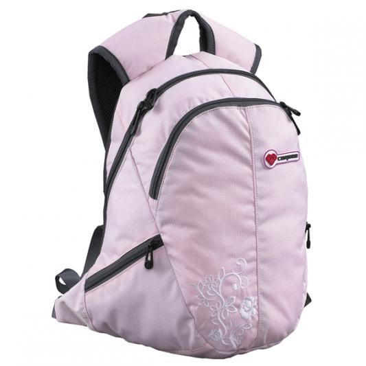 Рюкзак с анатомической спинкой Caribee Indigo 12 л розовый 62524