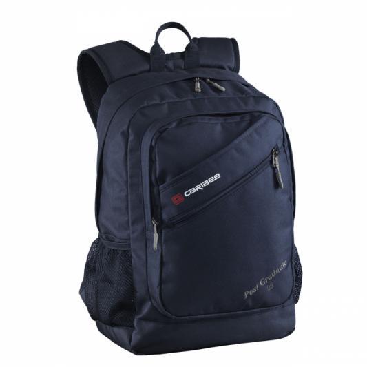 Рюкзак с отделением для ноутбука Caribee Post Graduate 25 л синий 64521