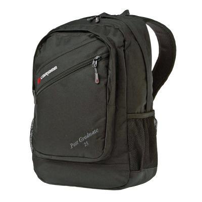 Рюкзак с отделением для ноутбука Caribee Post Graduate 25 л черный 6452