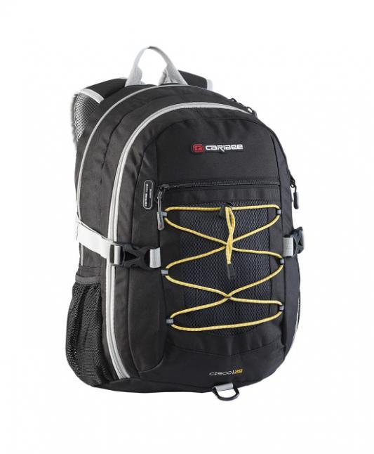 Рюкзак с анатомической спинкой Caribee Cisco 30 л черный 64261 рюкзак с анатомической спинкой caribee x trek 40 л черный синий