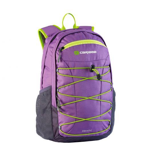 Рюкзак с анатомической спинкой Caribee Elk 16 л сиреневый 62301 рюкзак с анатомической спинкой caribee x trek 28 28 л синий желтый 63821
