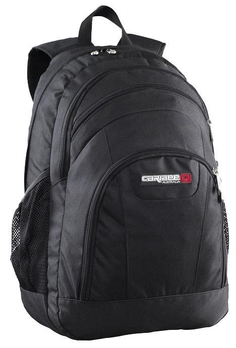 Рюкзак с отделением для ноутбука Caribee Rhine 20 л черный 6442BLK