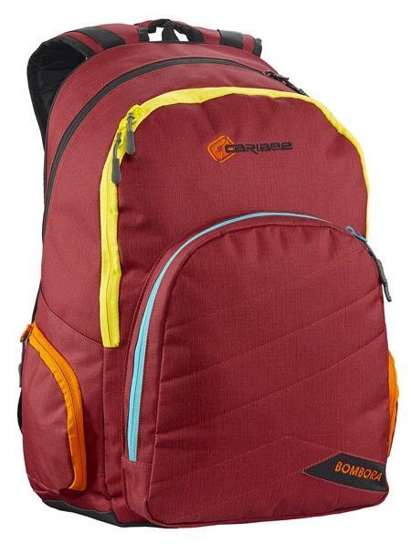 Рюкзак Caribee Bombora 32 л красный 63781 рюкзак caribee comet 32 л бордовый