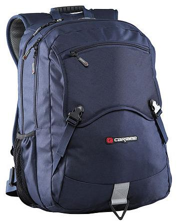 Рюкзак с анатомической спинкой Caribee Yukon 32 л синий 63731 рюкзак с анатомической спинкой caribee x trek 40 л черный синий