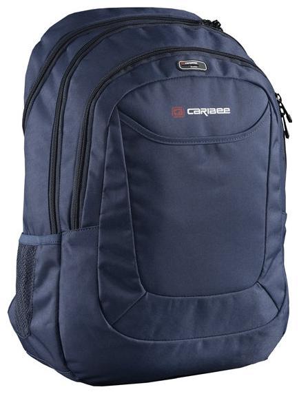 Рюкзак с отделением для ноутбука Caribee College 40 X-tend 40 л синий 6371 цена