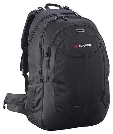 Рюкзак с отделением для ноутбука Caribee College 40 X-tend 40 л черный 6370