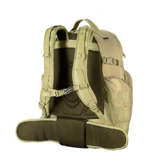 Рюкзак ортопедический Caribee Op's Pack 50 л зеленый 64352 от 123.ru