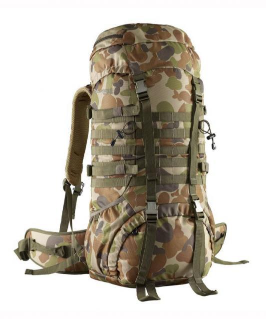 Рюкзак с анатомической спинкой Caribee Cadet 65 л разноцветный 6940