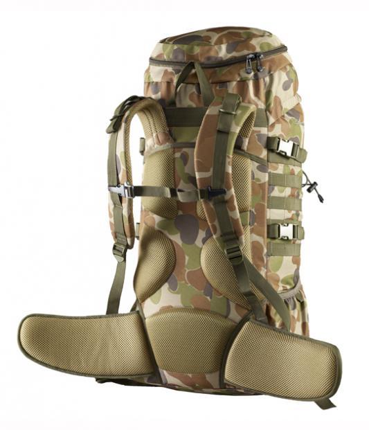 Рюкзак с анатомической спинкой Caribee Cadet 65 л разноцветный 6940 от 123.ru
