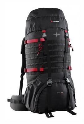 Рюкзак CARIBEE Pulse 80 л черный 6610