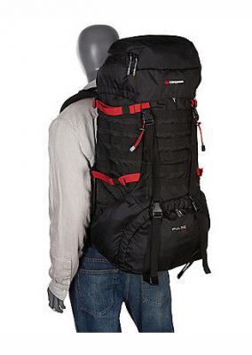 Рюкзак CARIBEE Pulse 80 л черный 6610 от 123.ru