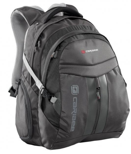 Рюкзак с отделением для ноутбука Caribee Time Traveller 35 л черный 6814 от 123.ru