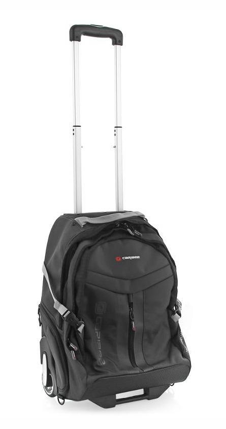 Рюкзак на колесах Caribee Time Traveller 35 л черный 6813 рюкзак caribee bombora 32 л черный 6378