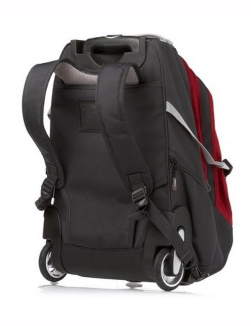 Рюкзак на колесах Caribee Time Traveller 35 л черный 6813 от 123.ru