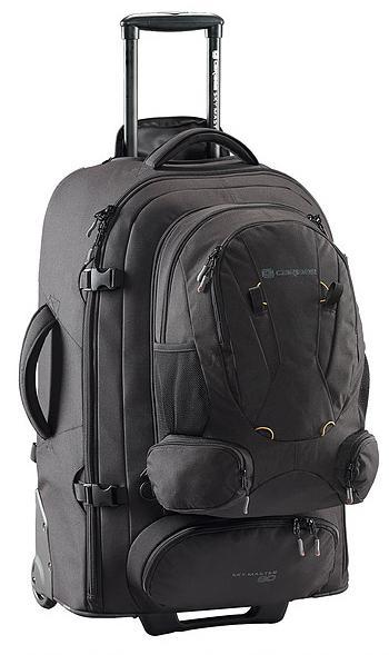 Рюкзак на колесах Caribee Sky Master 80 80 л черный 69181 серьги фабрика ф nk11 r
