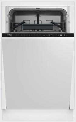 Посудомоечная машина Beko DIS 26010 белый посудомоечная машина встраиваемая beko dis 39020