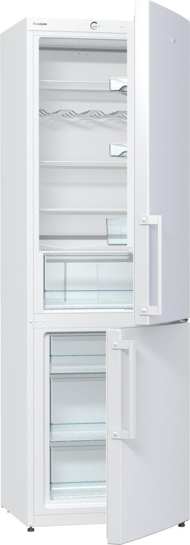 Холодильник Gorenje RK6191BW белый двухкамерный холодильник gorenje rk 61 fsy2b2