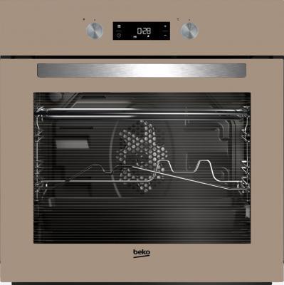 Электрический шкаф Beko BIRT24301BRMS коричневый