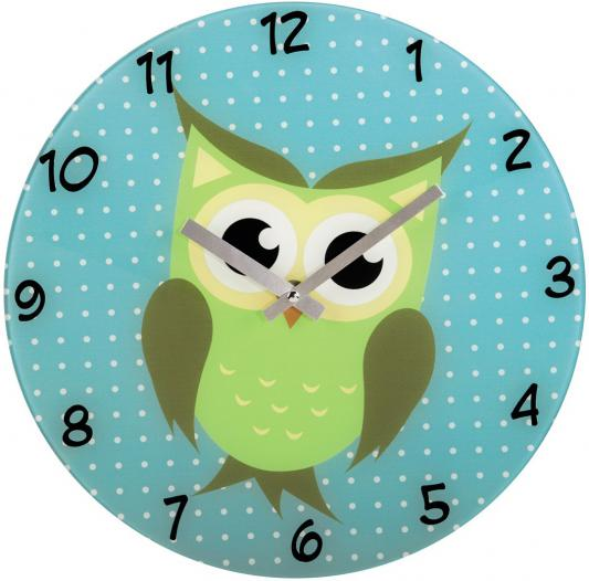 Часы настенные HAMA Owl 136213