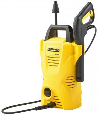 Минимойка Karcher К 2 Basic 1400Вт 1.673-155.0 минимойка skil f0150761ra 1400вт