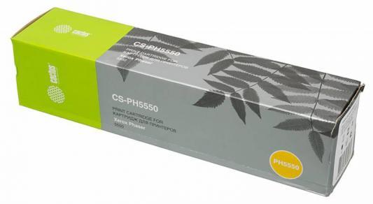 Картридж Cactus CS-PH5550 106R01294 для Xerox Phaser 5550 черный 35000стр