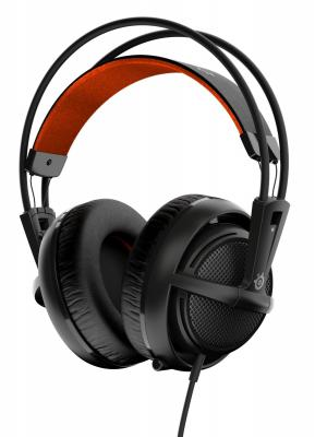 Гарнитура SteelSeries Siberia 200 черный 51133