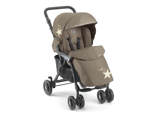 Прогулочная коляска Cam Portofino (цвет 76/темный бежевый)