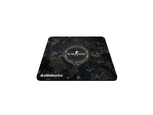 Коврик для мыши Steelseries QcK+ CS:GO Camo Edition рисунок 63379