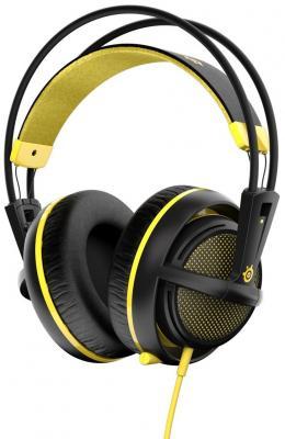 Гарнитура SteelSeries Siberia 200 Proton желтый/черный 51138