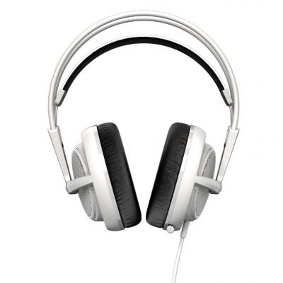 Гарнитура SteelSeries Siberia 200 белый 51132