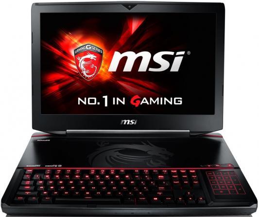 """Ноутбук MSI GT80S 6QF-076RU 18.4"""" 1920x1080 Intel Core i7-6820HK 9S7-181412-076"""