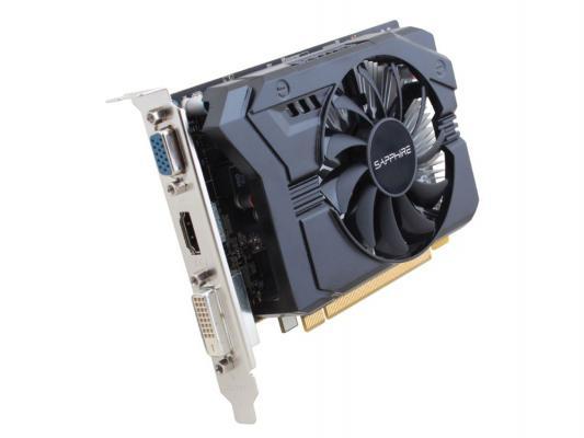 Видеокарта 2048Mb Sapphire R7 250 PCI-E DVI HDMI 11215-21-10G OEM