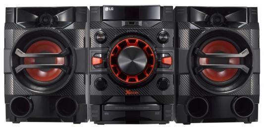 Микросистема LG CM4360 230Вт черный цены