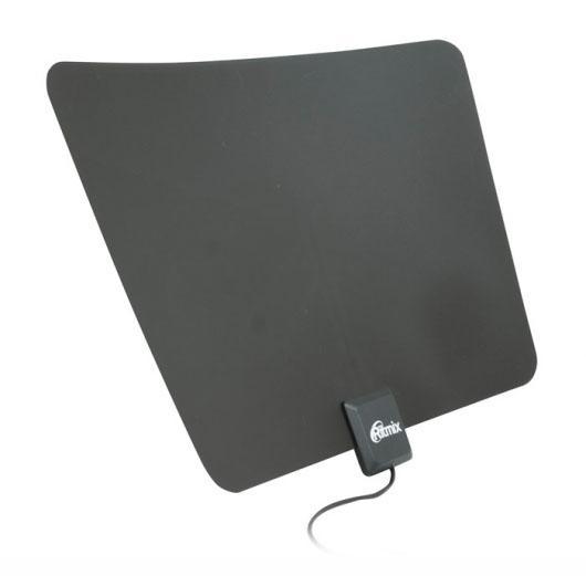 Антенна Ritmix RTA-170 Комнатная цифровая DVB-T2