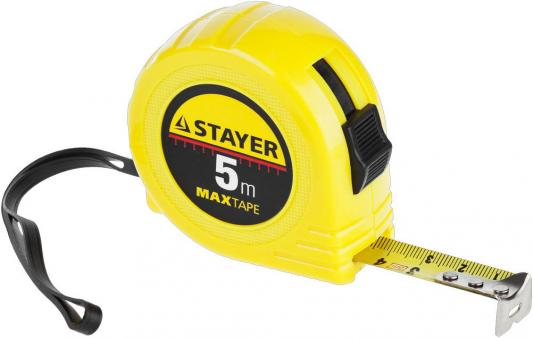Рулетка Stayer Master 5мх19мм 34014-05-19 цена