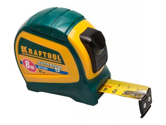Рулетка Kraftool Expert 8мx25мм 34123-08-25