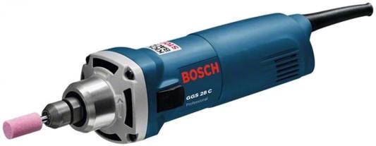 Прямая шлифмашина Bosch GGS 28 C 650 Вт акк прямая шлифмашина bosch ggs 18 v li 0 601 9b5 304