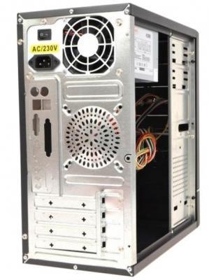 Корпус microATX Super Power Winard 5823 350 Вт чёрный