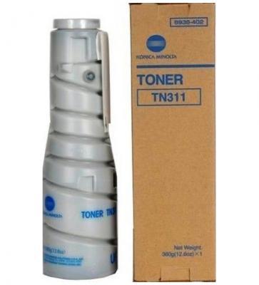 Тонер Konica Minolta TN-311 для bizhub 350/362 17500стр high quality transfer belt compatible for konica minolta bizhub pro c5500 c5501 c6000 c6500 c6501 c7000 c7000p c70hc