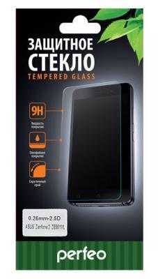 Защитное стекло Perfeo для Asus Zenfone ZE551ML глянцевое