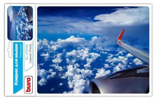 все цены на Коврик для мыши Buro BU-R51748 самолет онлайн